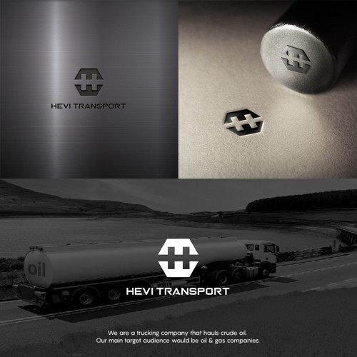 Logo for HEVI TRANSPORT