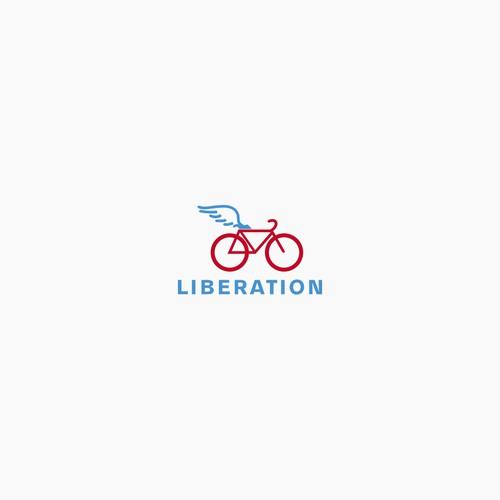 For the love of bike! Create an inspiring retro logo for Liberation bike.