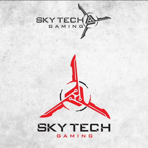 SLEEK MODERN DESIGN FOR SKYTECH GAMING