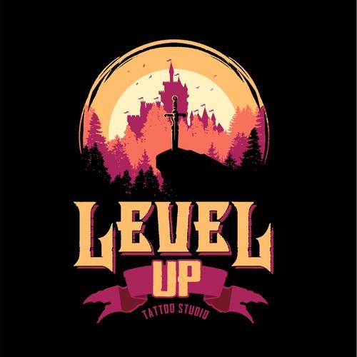 Level Up Tattoo Studio