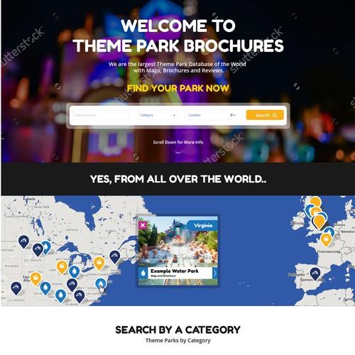 Interactive Website