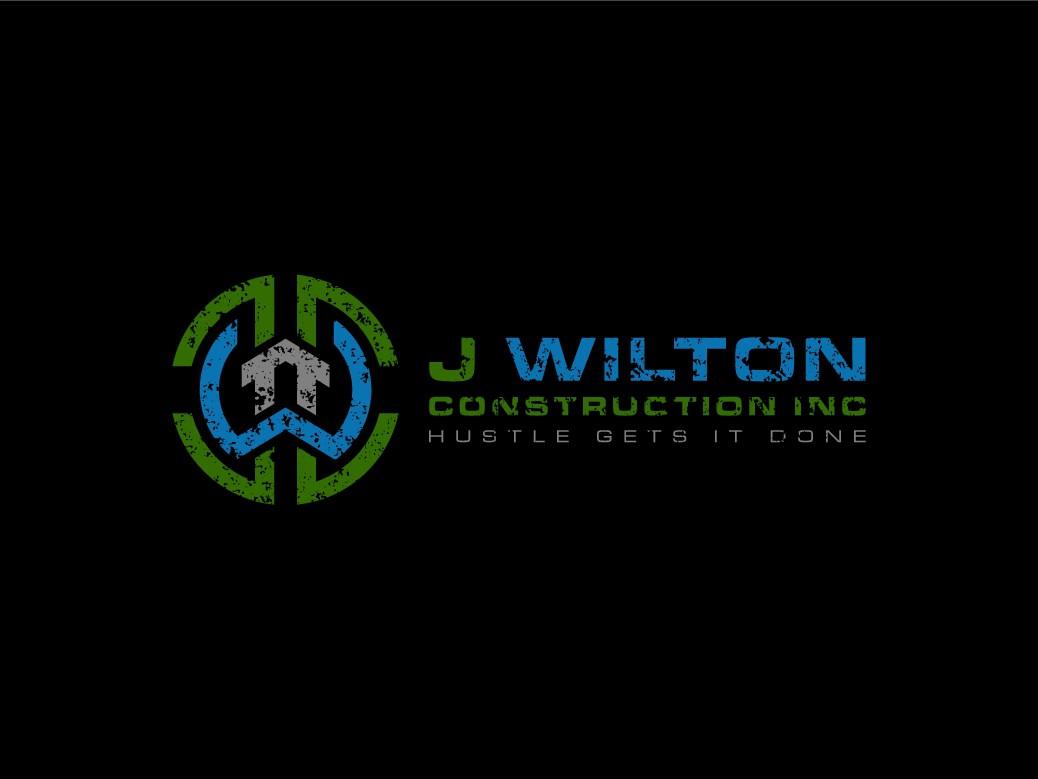 J Wilton Construction needs a rockin new logo