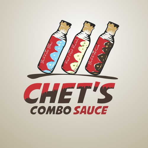 Sauce Start-Up Company Needs Logo Design