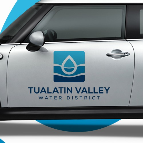 Logo for Tualatin Valley Water District