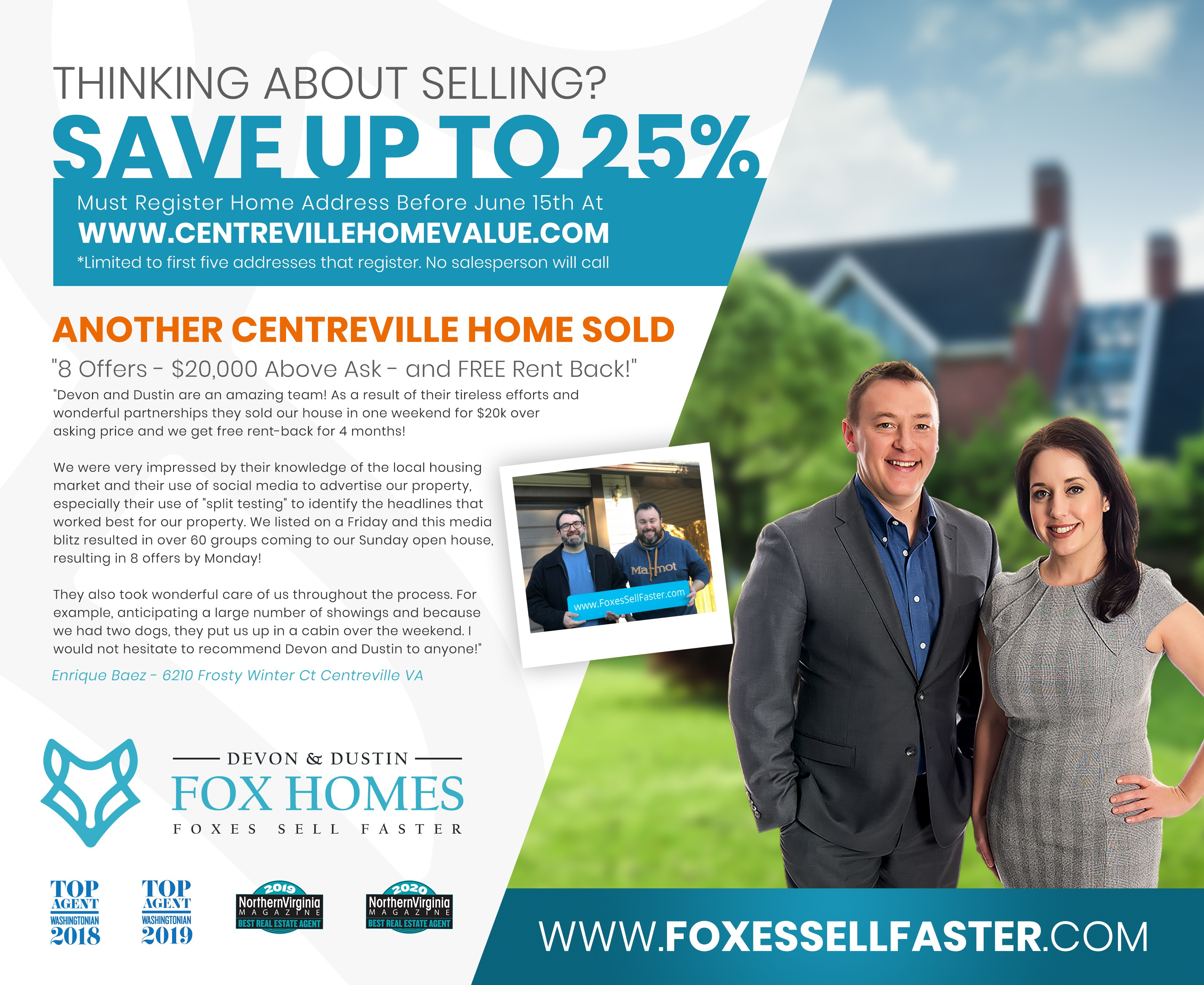 We Need A Persuasive and Attractive Real Estate Post Card