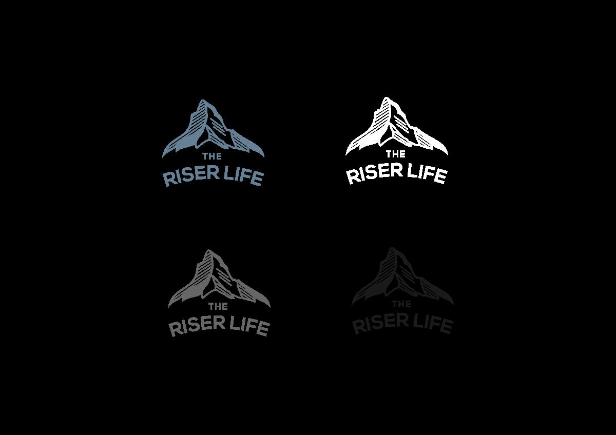 Logo design for The Riser Life