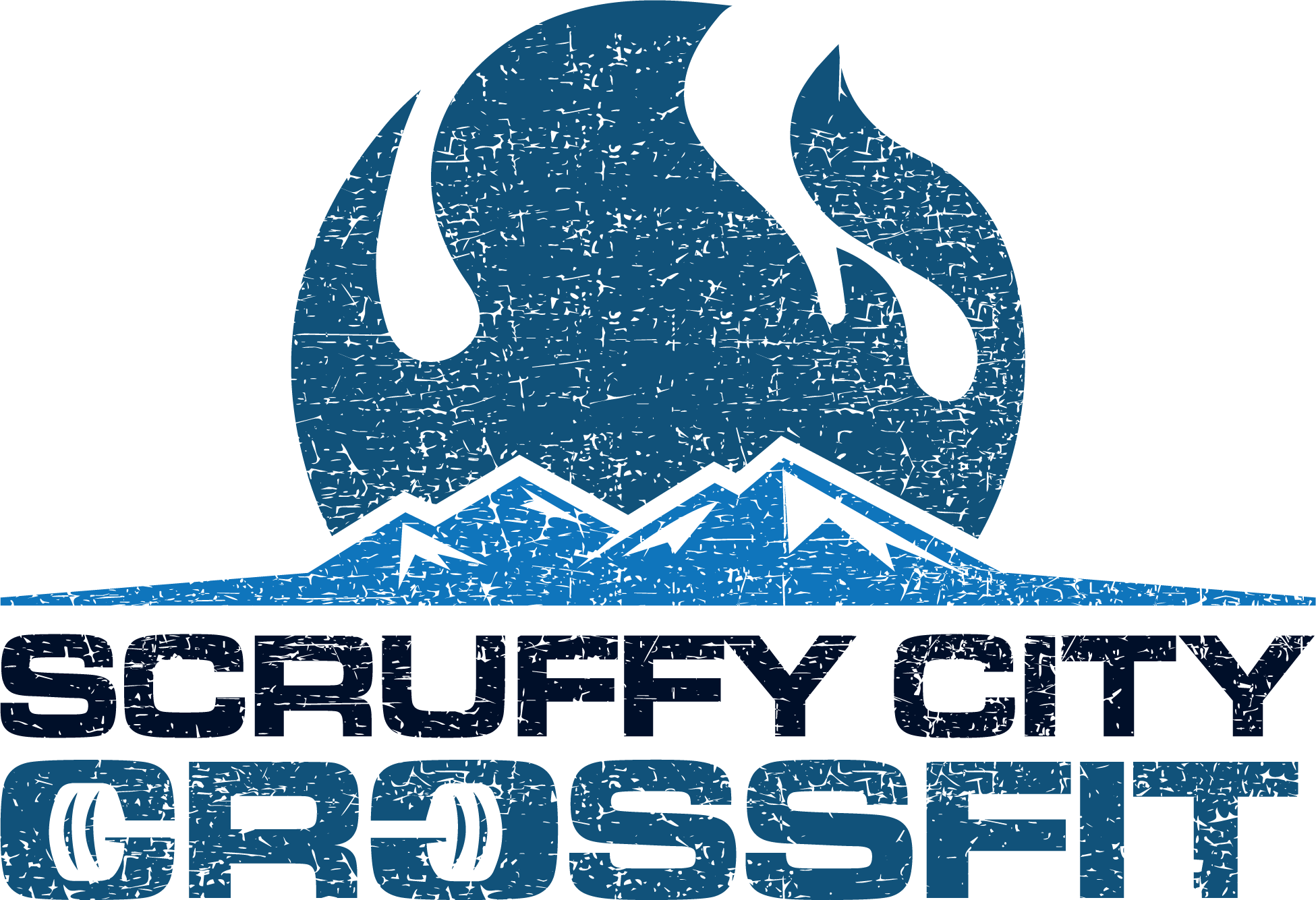 Scruffy City CrossFit needs a logo that captures its image and goals!