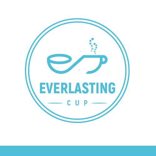 Creative logo for Everlasting Cup