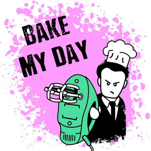 Bake My Day needs a new logo