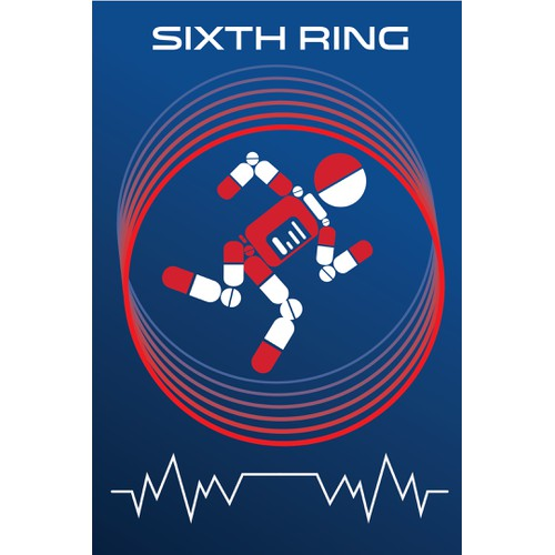 Illustrated poster for the Sixth Ring