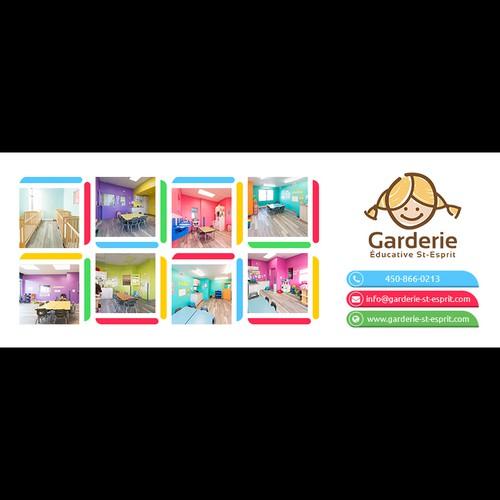 Colorful Kids Kindergarten Project