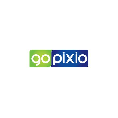 Logo for GoPixio.com