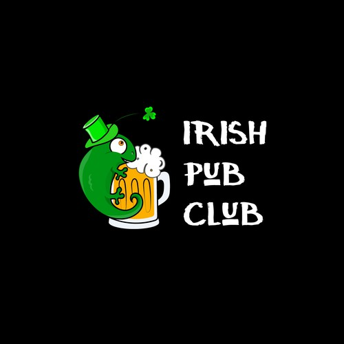 Irish Pub Club - new logo needed for a fun new business!