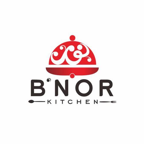 B'nor kitcen logo