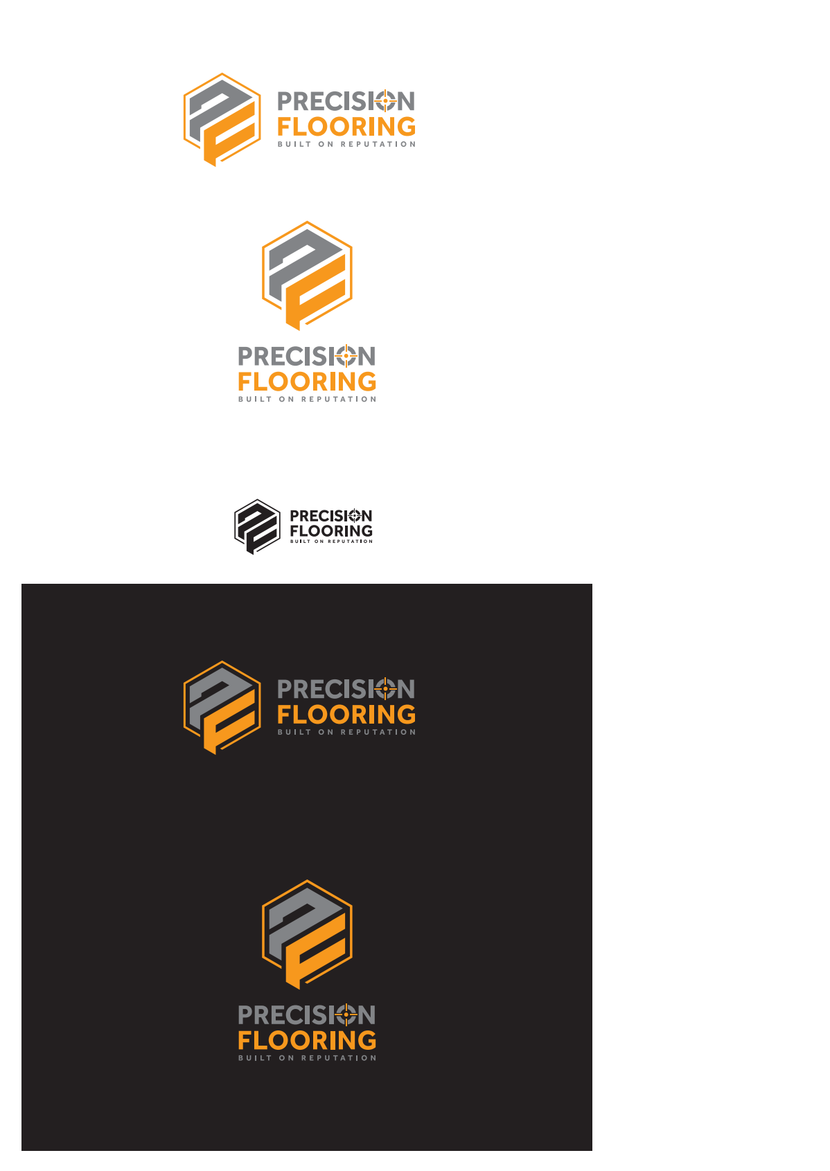 Logo for a new Flooring business