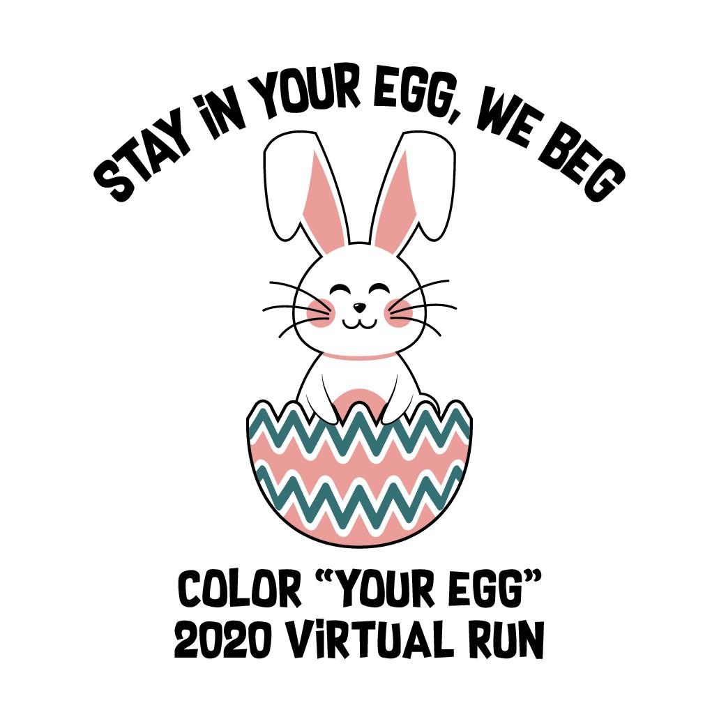 Color Your Egg Virtual Run