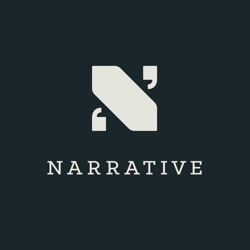 Design concept for Narrative.