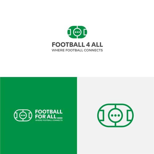 FOOTBALL4ALL logo