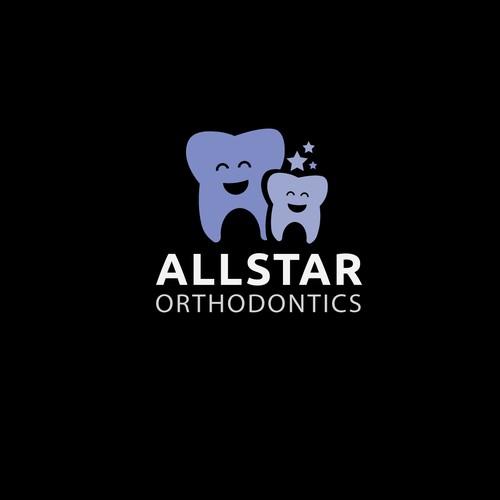 Logo Design For ALLSTAR