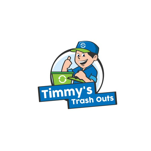 Timmy's Trash Outs logo