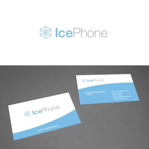 Logo design for Smartphone Repair in Iceland