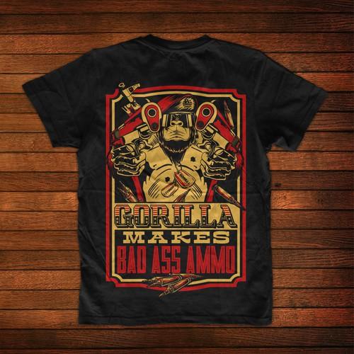 Gorilla Ammo T-Shirt