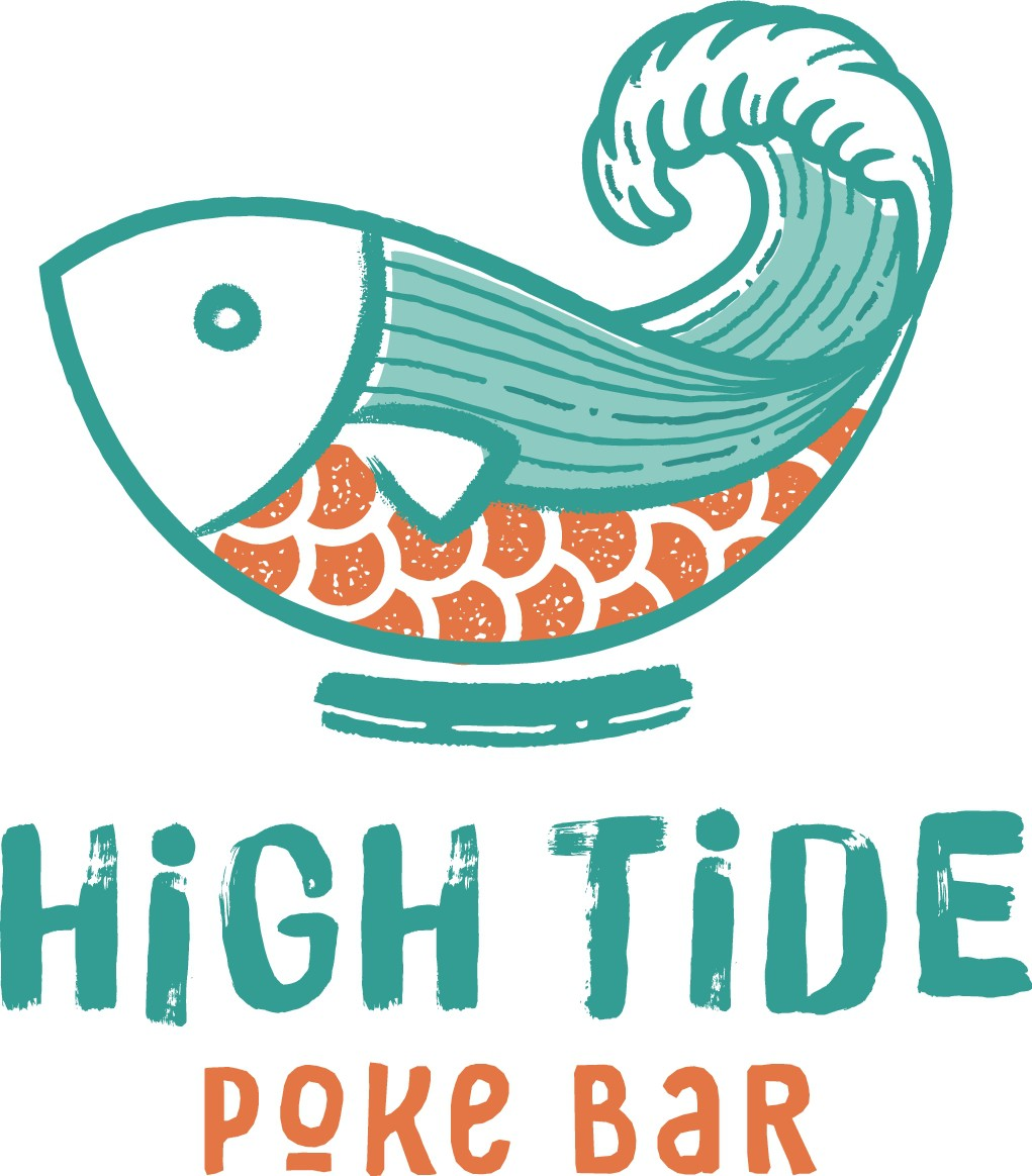 Create a logo for a new upcoming Poke Bar