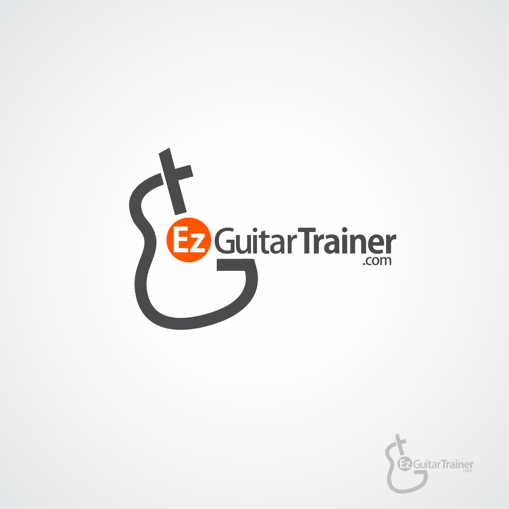 Help EZ Guitar Trainer  with a new logo