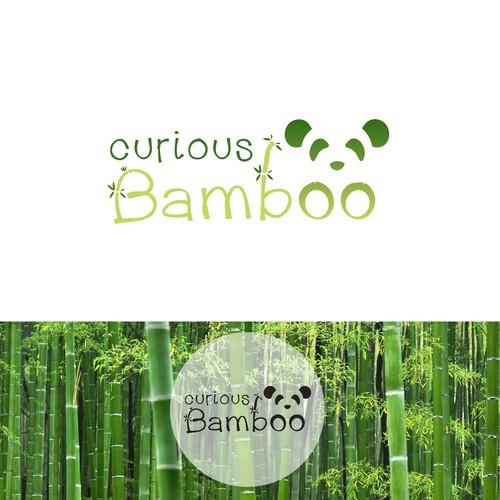 Concept logo Bamboo Panda