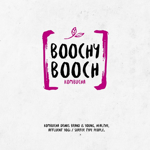logo for Boochy Booch