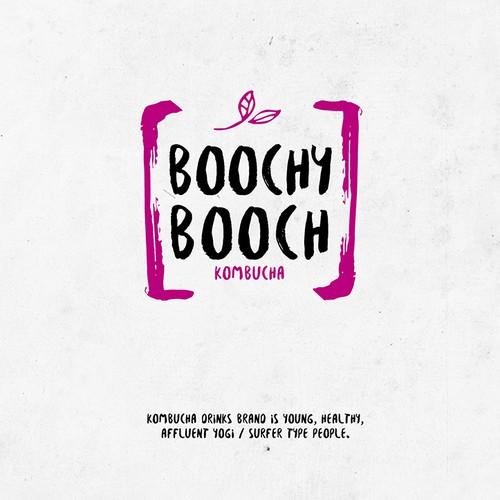 logo for Boochy Booch