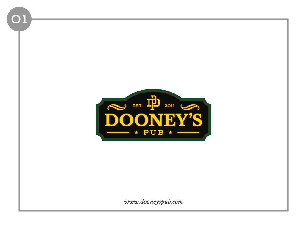Pub Logo Re-Design