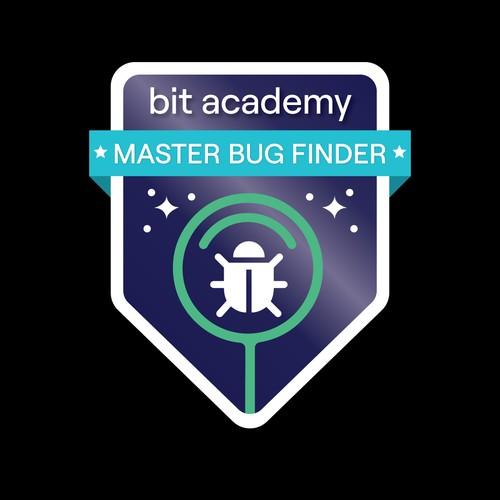 Mobile app accomplishment badge design