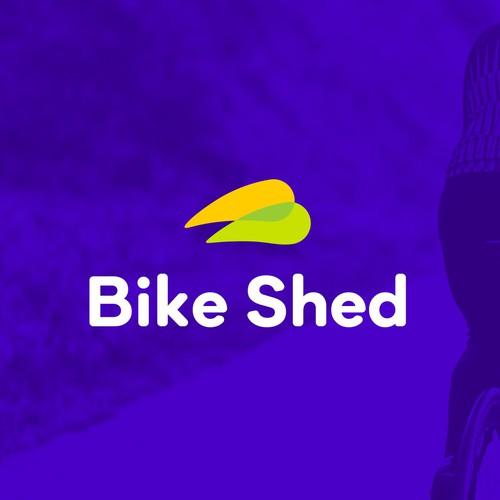 Bike Shed Logo Design