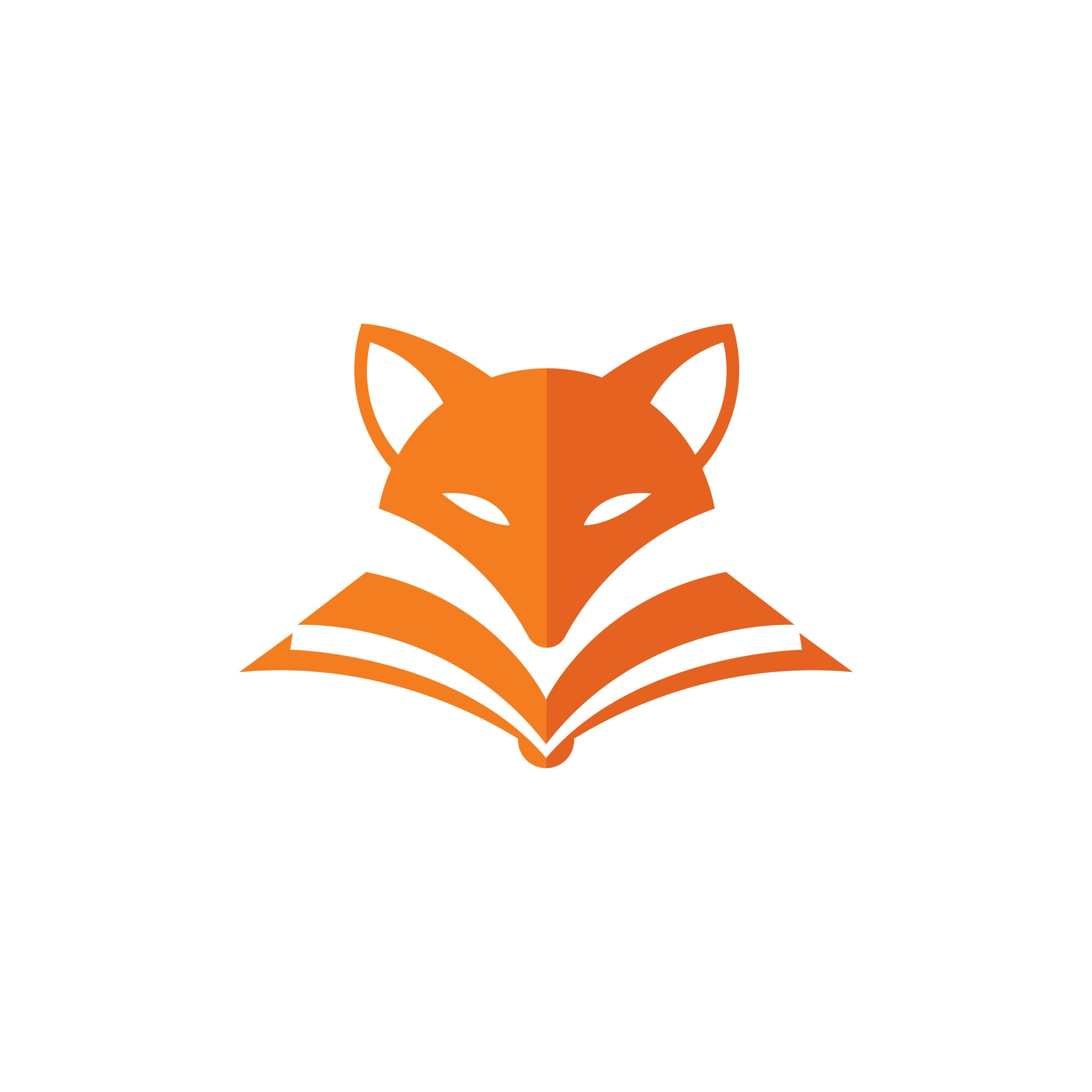 Create a modern Fox/Foxhead logo to build an education network
