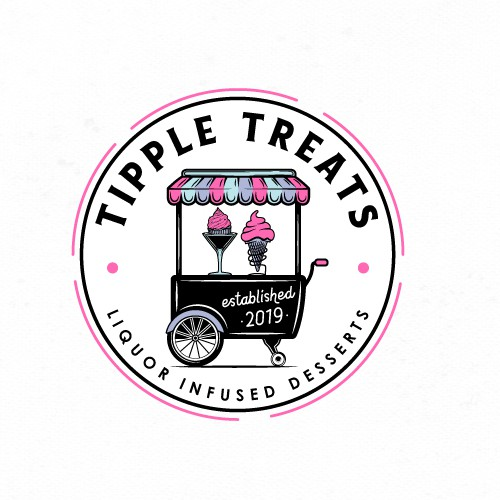 Logo for Tipple Treats Food Truck