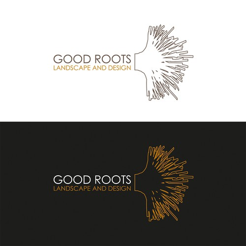 Create unique, artistic logo for landscape design firm