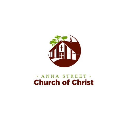 Church Logo in Anna Street