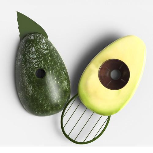 New design of Avocado slicer
