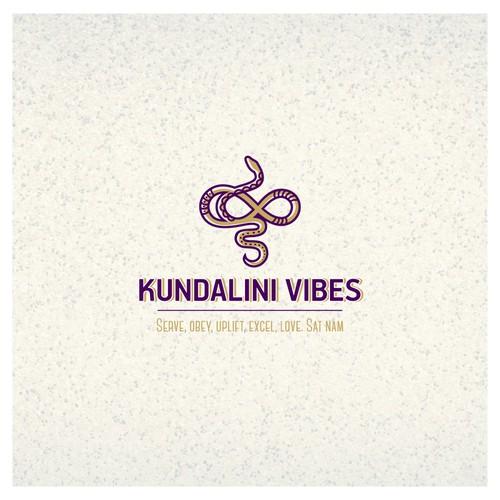 Kundalini Vibes yoga logo