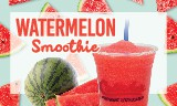 July's Special- Watermelon Smoothie