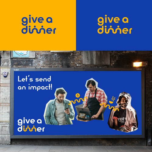 Give a dinner