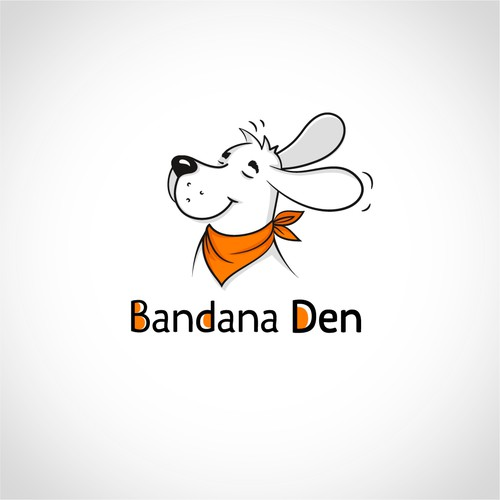 Logo for Dog's bandanas accessories