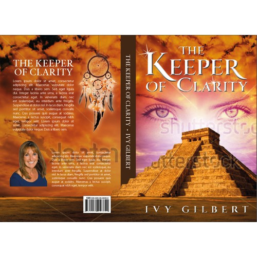 Best Selling Author Needs Book Cover for Latest Novel