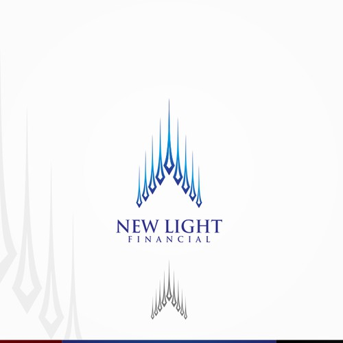 Bold logo for new light