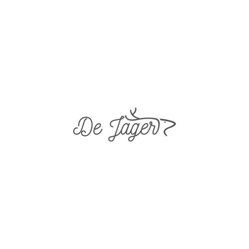 De Jager logo