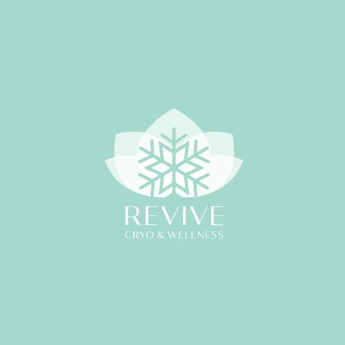 Logo for REVIVE Cryo & Wellness