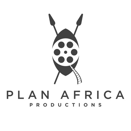 Create the next logo for Plan Africa Productions Ltd