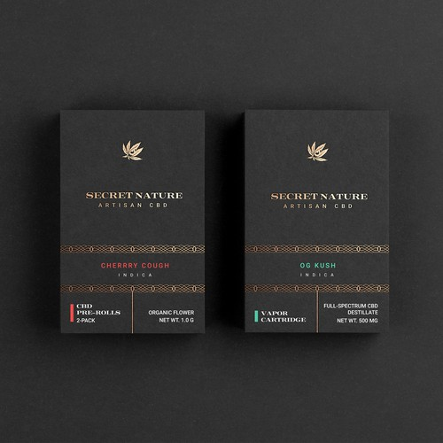 Product Packaging and brand refresh