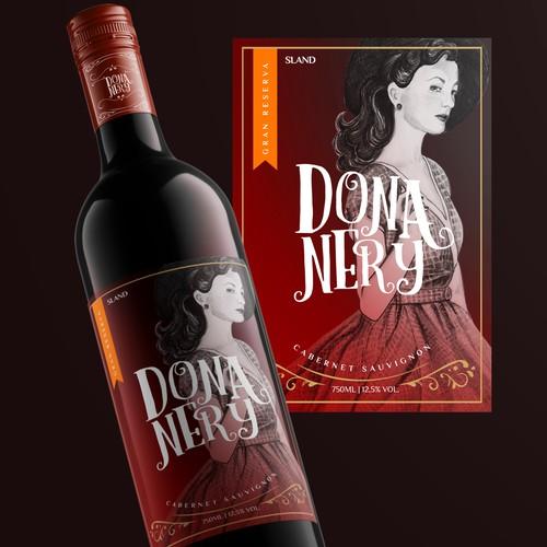Embalagem de vinho